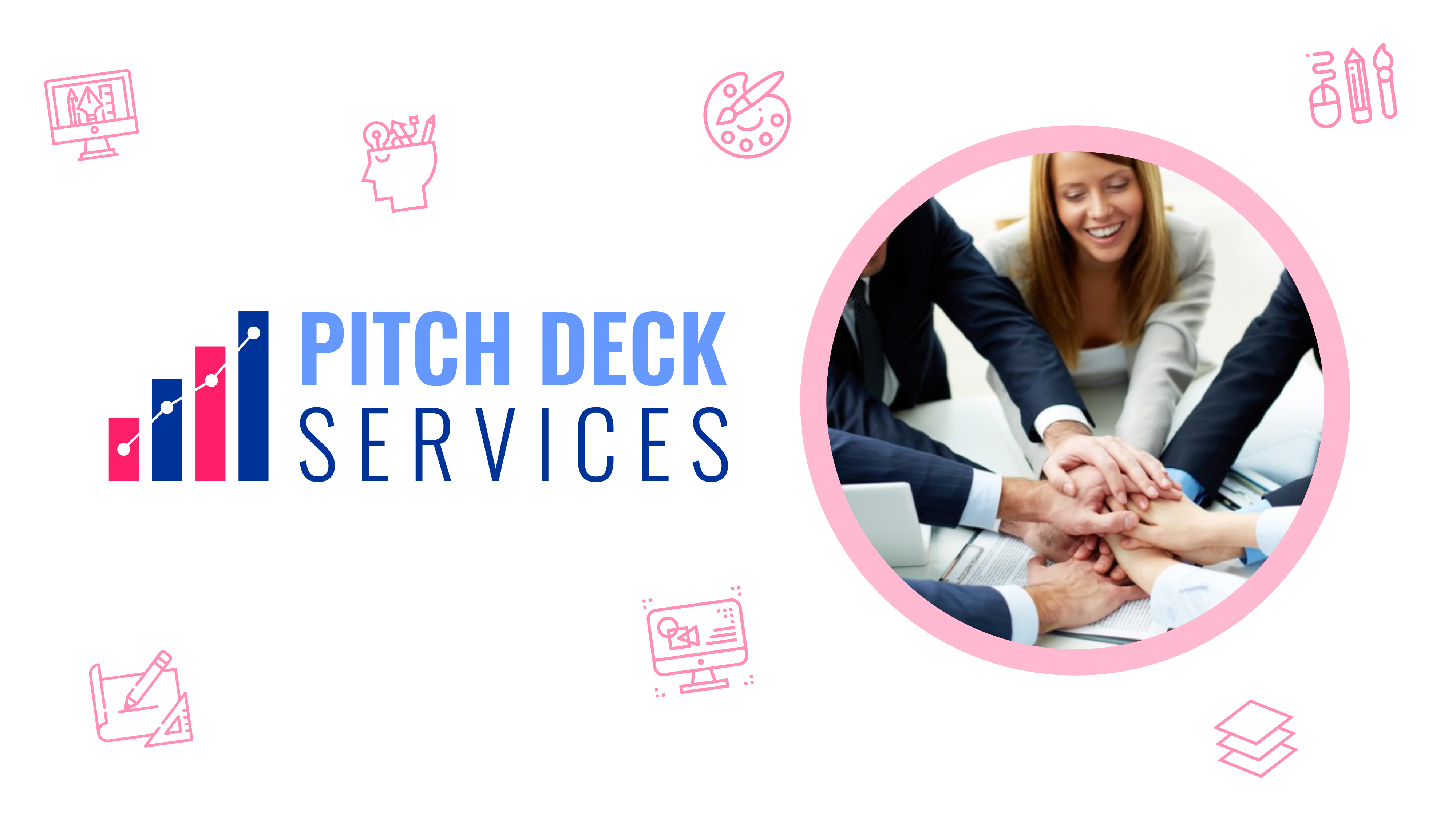Pitch Deck Example Slide 1