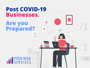 Pitch Deck Design for Covid-19